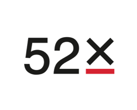 52 X Logo