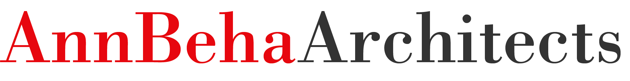 Ann Beha Architects Logo