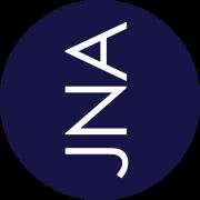 JNA Circular Logo Vertical Letters