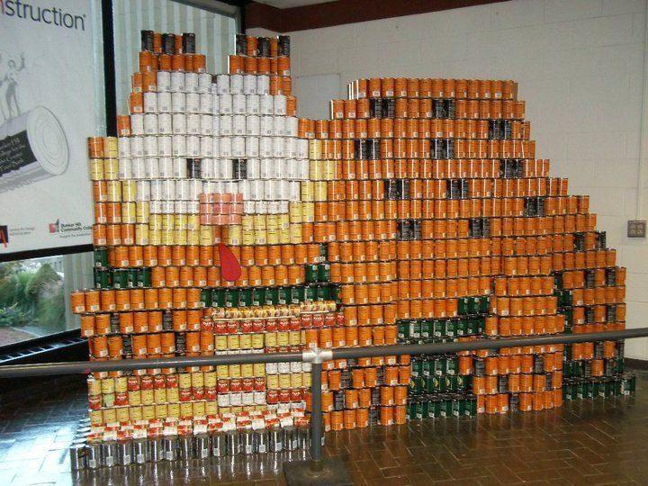 Garfield by PCA