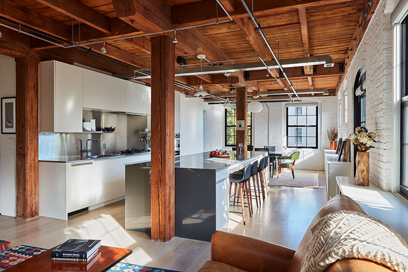 MESSINGER Tannery Brook Row Loft1467