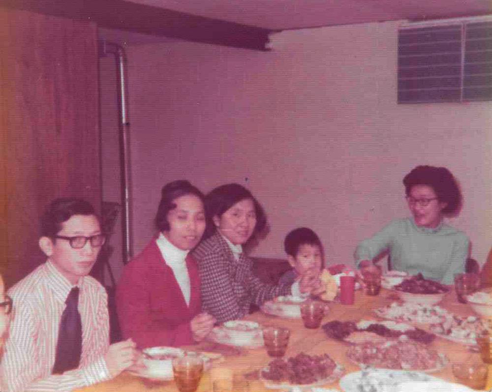 Thanksgiving 1973