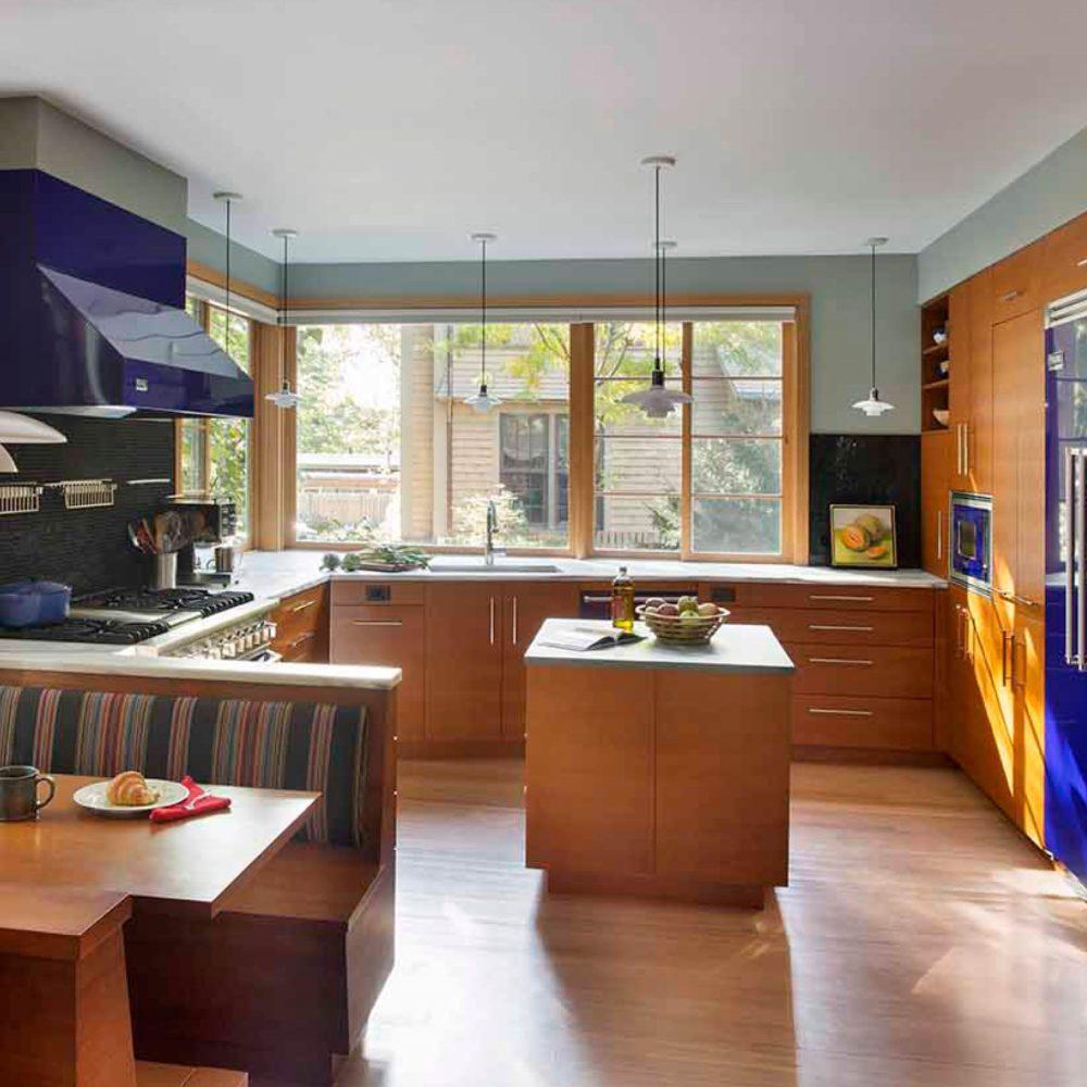 Wolf Architects Cambridge Kitchen