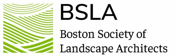 BSLA Boston Society of Landscape Architects only 1