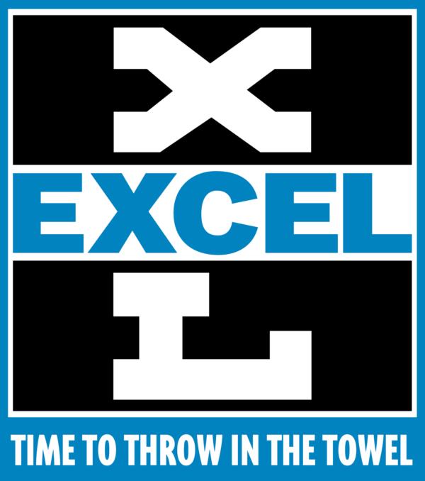 EXCEL Logo Tagline PNG
