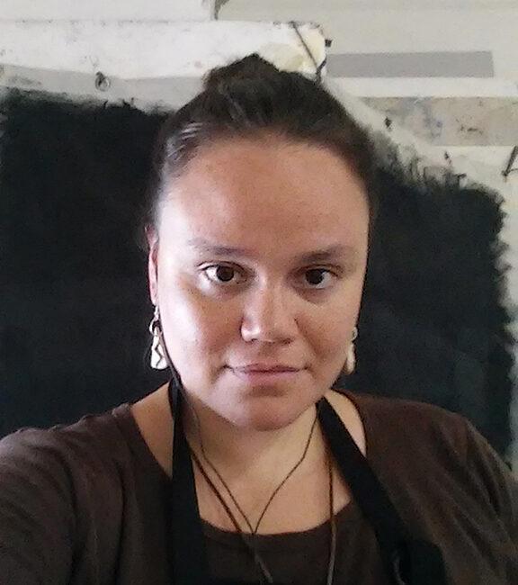Erin Genia headshot
