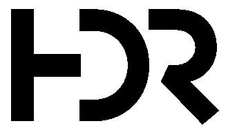 HDR Logo K