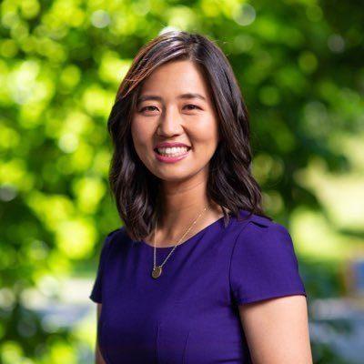 Michelle Wu Headshot