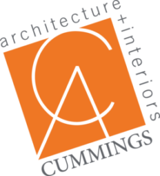 CA Square With Text Logo