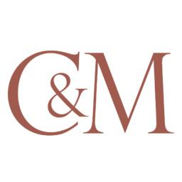 C M Red Logo