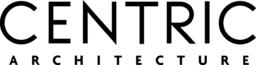Centric Logotype White