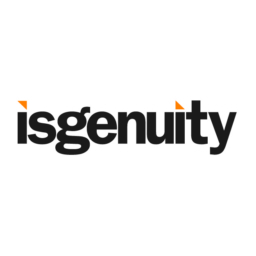Isgenuity Logo without tagline Square 01