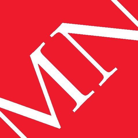 MN lettermark red