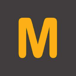 Merge Architects Square Initial Logo