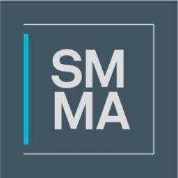 SMMA Social Logo on Slate
