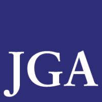 JGA Arc Logo Square Actual Size