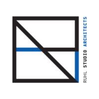 Ruhl Studio logoside text white 2400