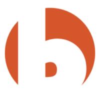 B logo google