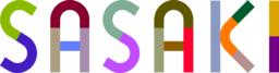 Sasaki logo RBG 04