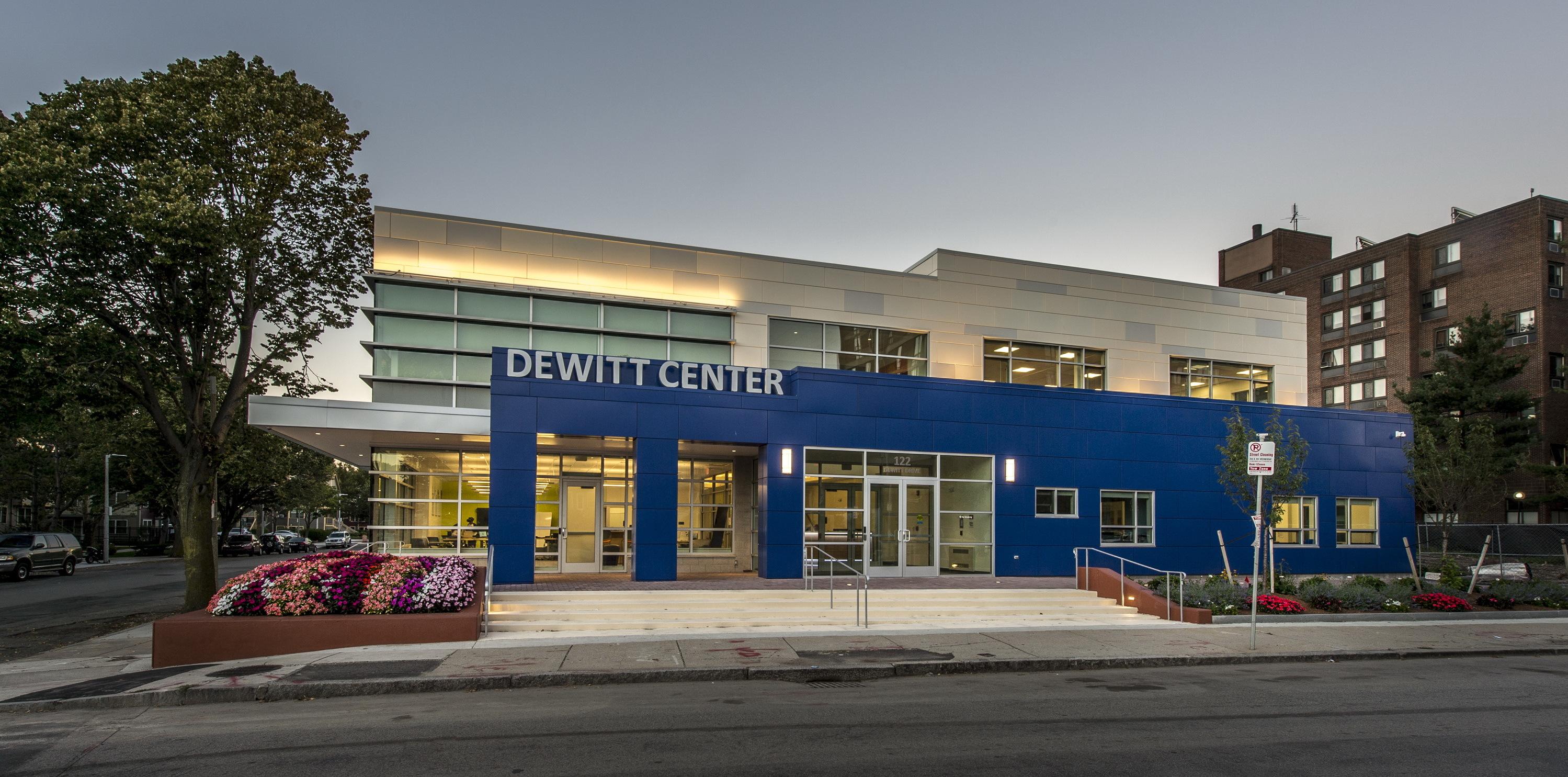 360 180914 Dewitt Center Roxbury