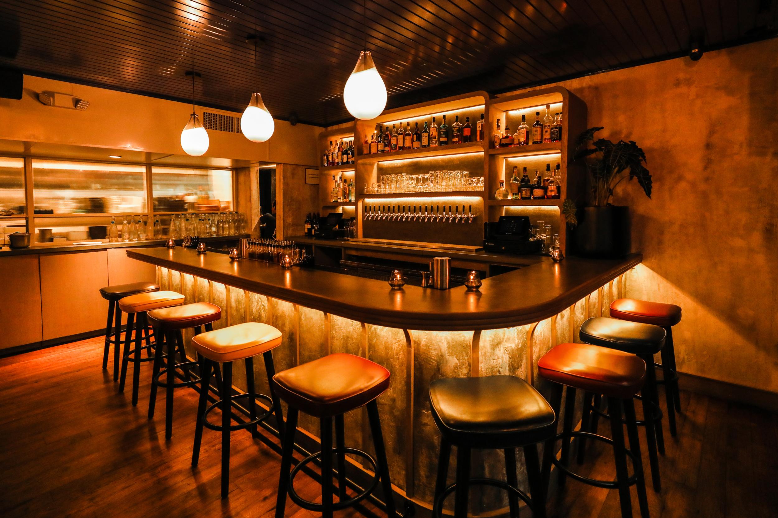 Rear Bar